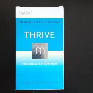 Thrive Formulated for Men Capsules
